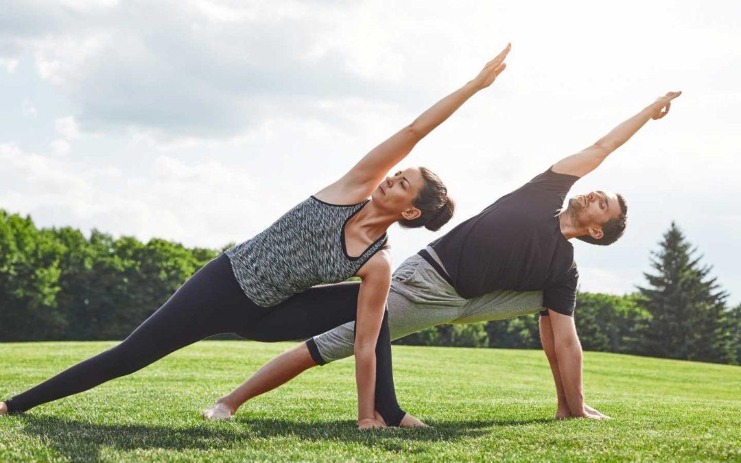 Dieta y actividad física: un estilo de vida saludable después del confinamiento.